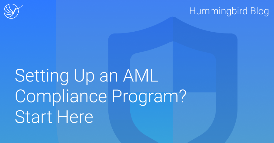 Setting Up an Anti-Money Laundering Compliance Program? Part I: Start Here